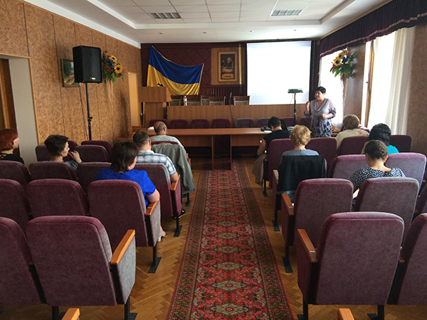 23-24 травня 2018 року на базі ДП «Волиньстандартметрологія» спільно з інститутом підготовки фахівців Національного органу стандартизації ДП «УкрНДНЦ» відбулися семінари