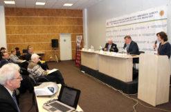 """Представники відділення """"Центр з підтвердження відповідності продукції"""" прийняли участь в науково-практичній конференції """"Технічне регулювання. Проблеми та шляхи вирішення"""""""