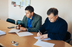 Івано-Франківський національний технічний університет нафти і газу та державне підприємство «Волиньстандартметрологія» підписали Меморандум про співпрацю